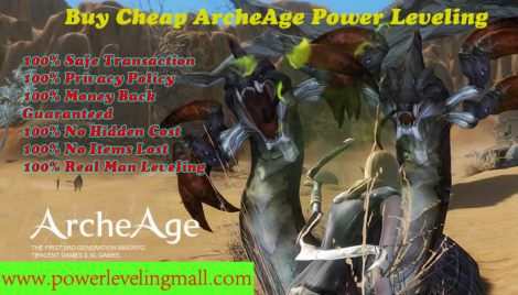 buy cheap archeage power leveling