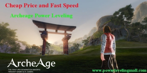 Buy Archeage Power Level Safely with Cheap Price and Fast Speed