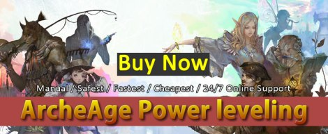 Archeage Power leveling Coupon Giveaway